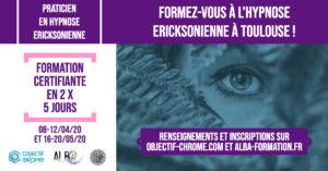 Praticien Hypnose Ericksonienne Toulouse